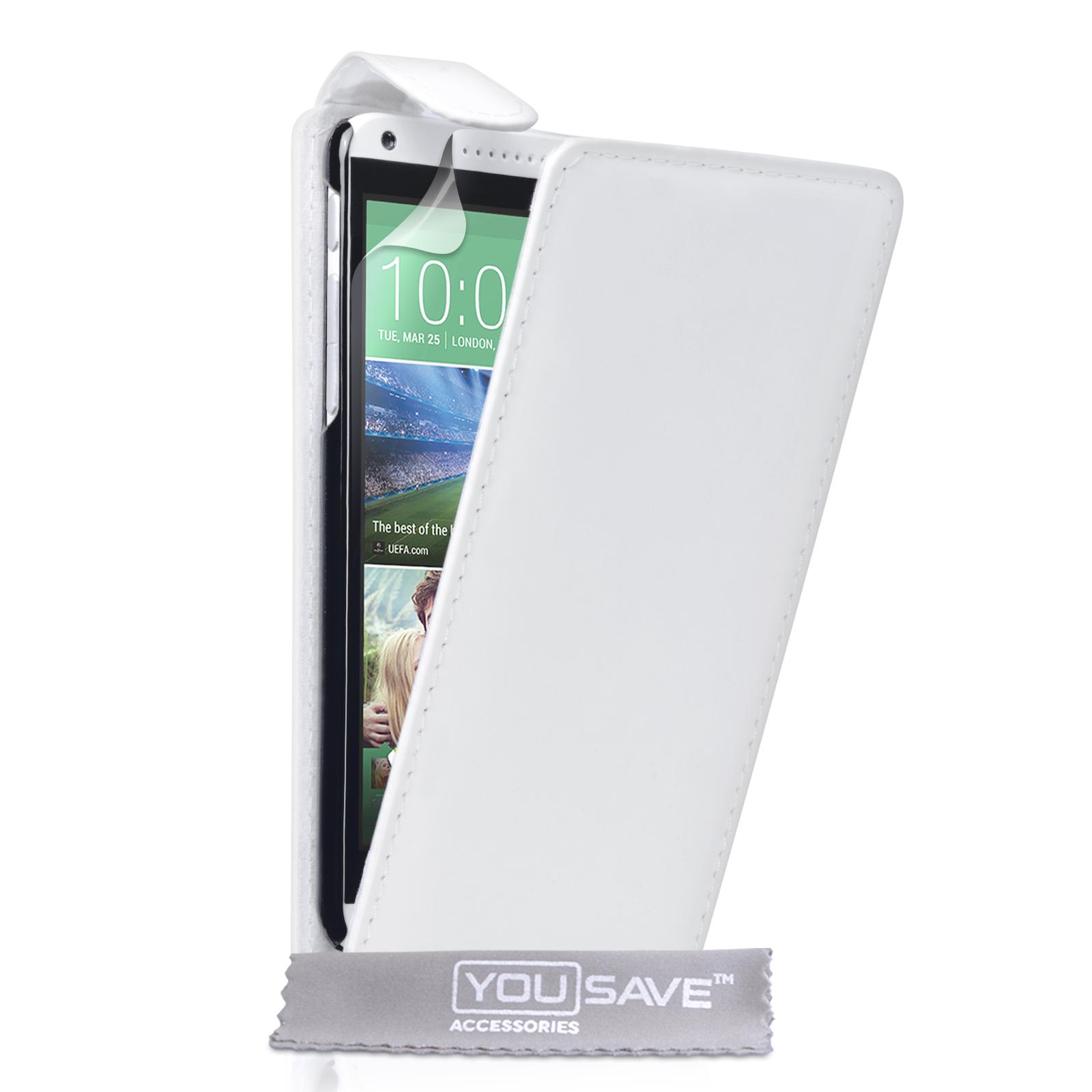 Flip Θήκη HTC Desire 816 by YouSave (Z405)