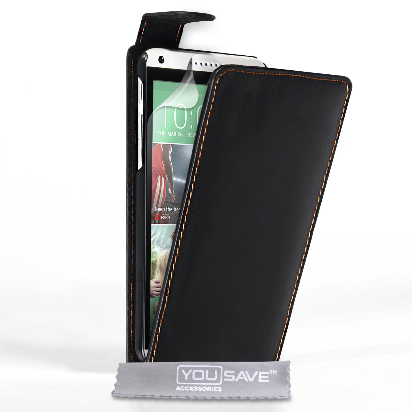 Flip Θήκη HTC Desire 816 by YouSave (Z404)