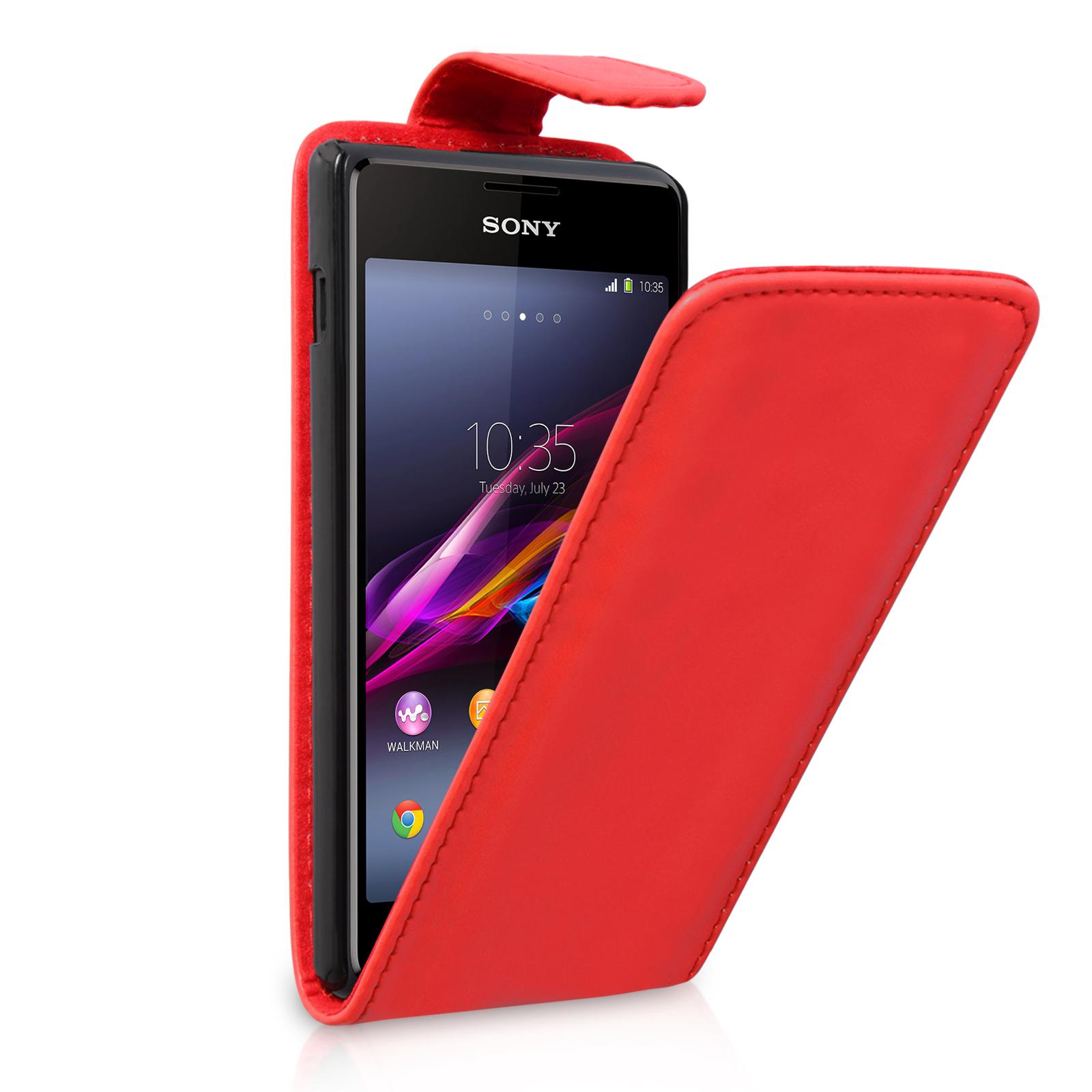 Flip Θήκη Sony Xperia E1 by YouSave (Z452)
