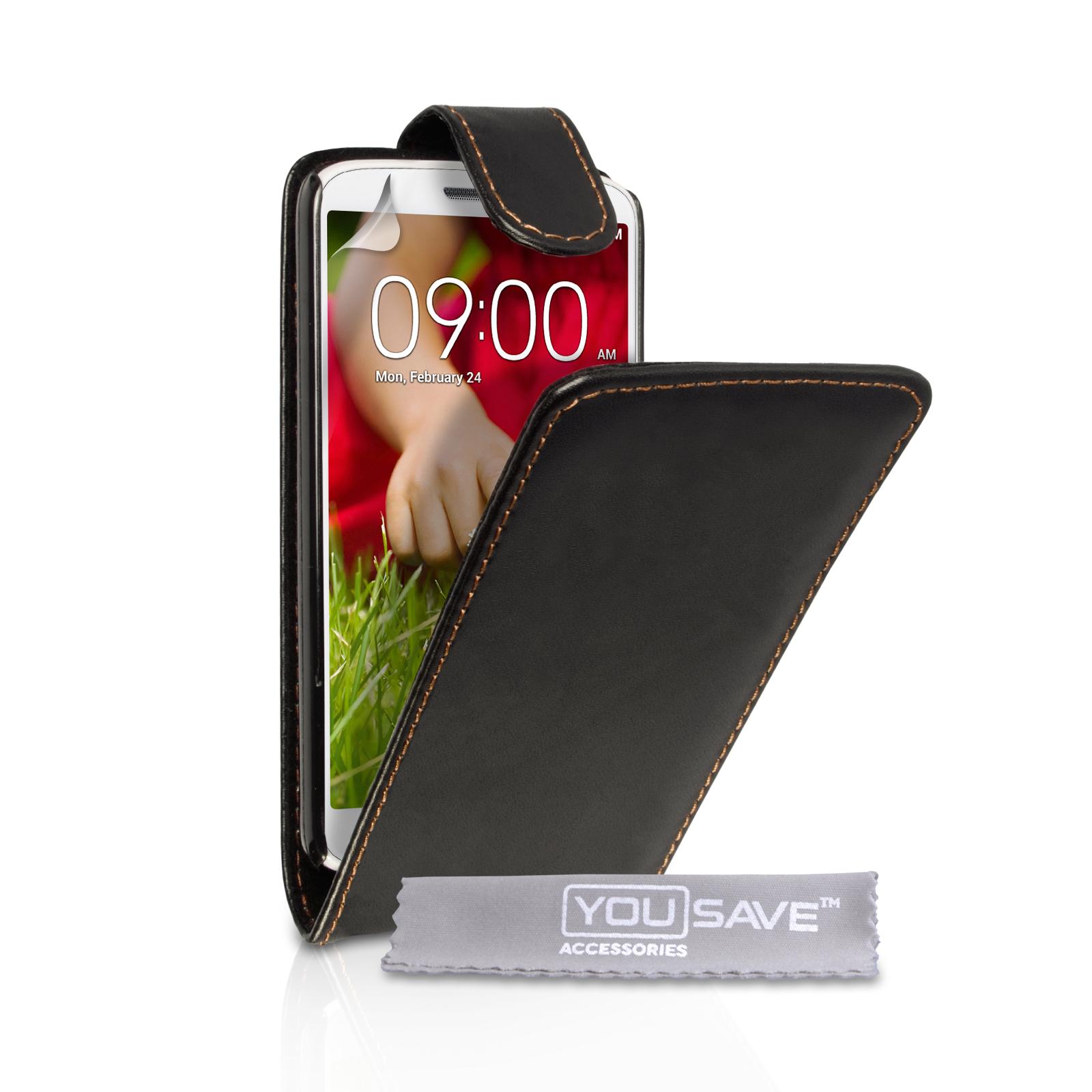 Flip Θήκη LG G2 Mini by YouSave (Z408)