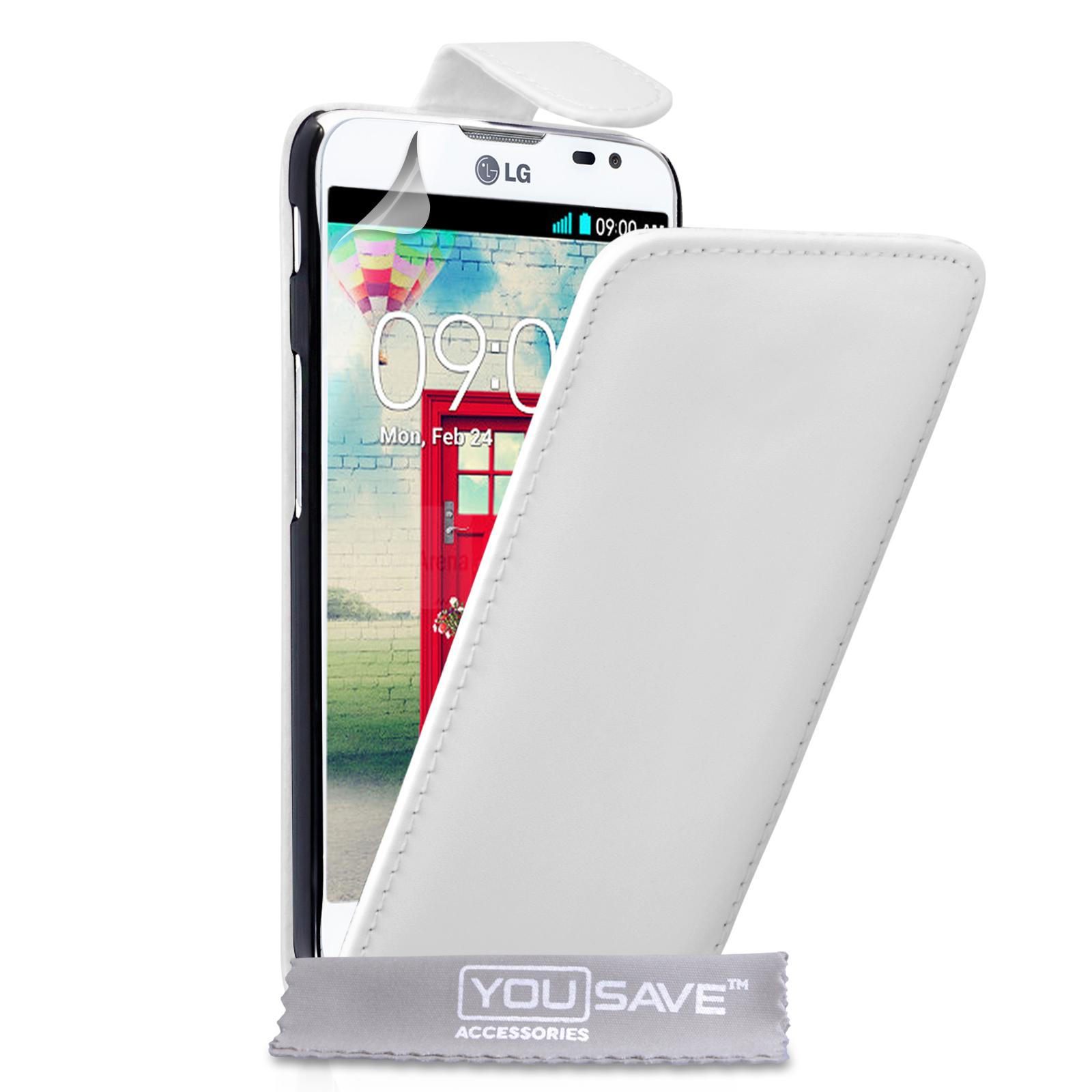 Flip Θήκη LG L90 by YouSave (Z640L90) μόδα