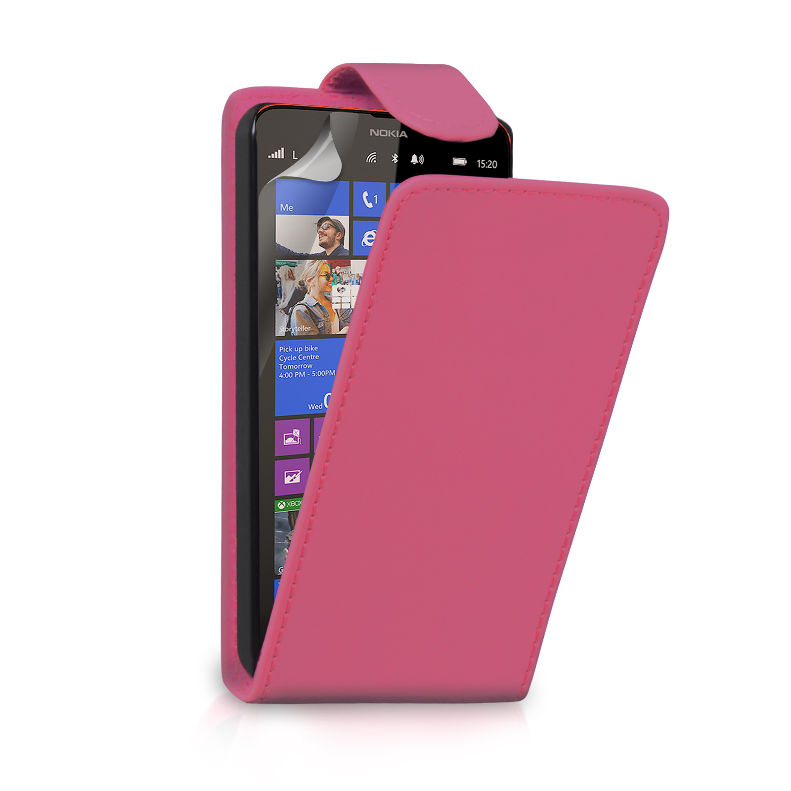 Flip Θήκη Nokia Lumia 1320 by YouSave (Z304)