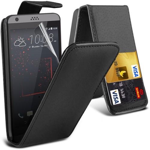Flip Θήκη HTC Desire 530/ 630 - Μαύρο (9959) - OEM