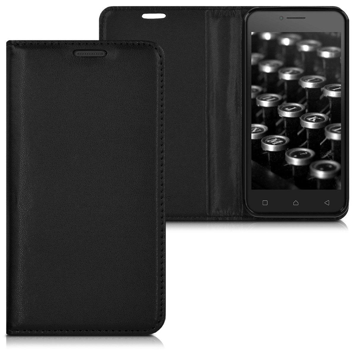 KW Flip Θήκη Lenovo B - Black (40507.01)