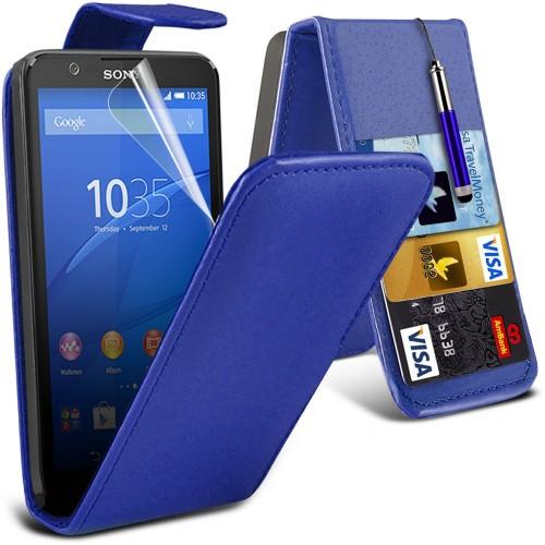 Flip Θήκη Sony Xperia E4 (001-005-441) - OEM