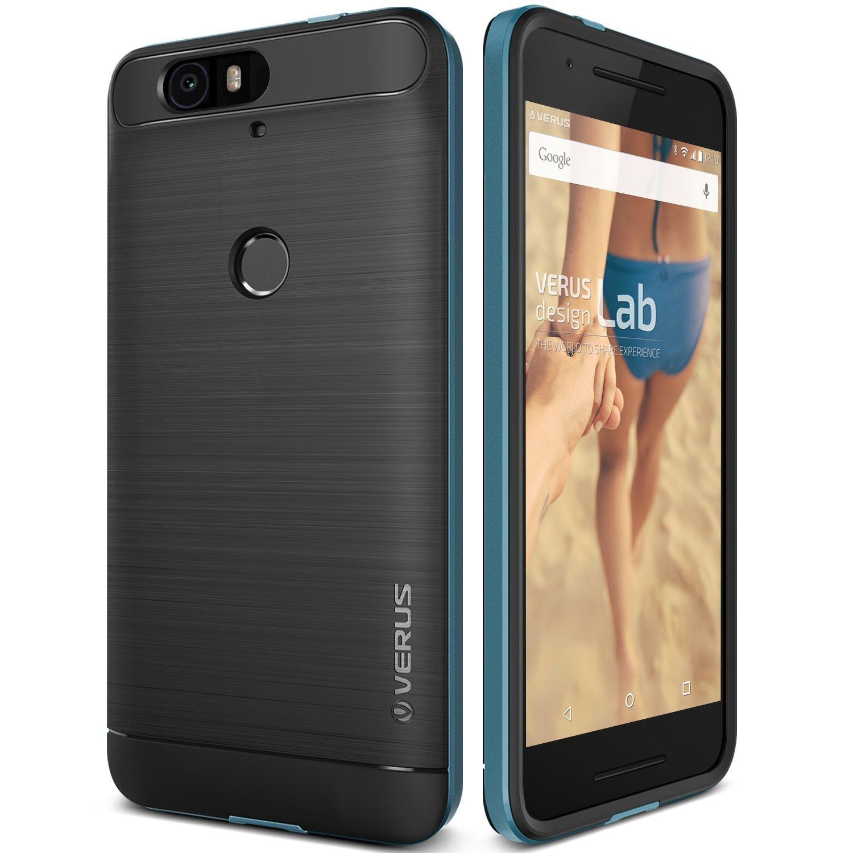 Verus Θήκη High Pro Shield Series Huawei Nexus 6P - Electric Blue (VRNX6H-HPSBE)
