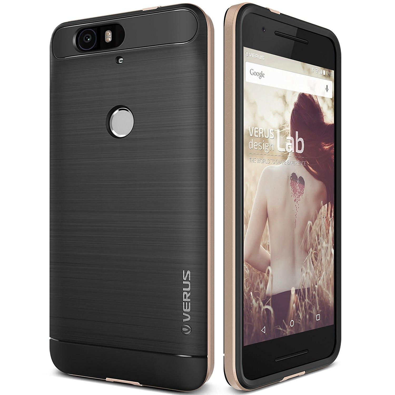 Verus Θήκη High Pro Shield Series Huawei Nexus 6P - Shine Gold (VRNX6H-HPSGD)