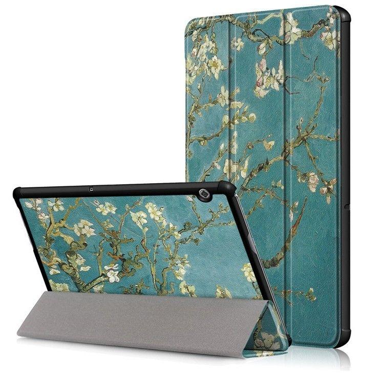 Θήκη Smartcase Huawei Mediapad M5 Lite 10.1'' - Almond Blossom (15022) - OEM