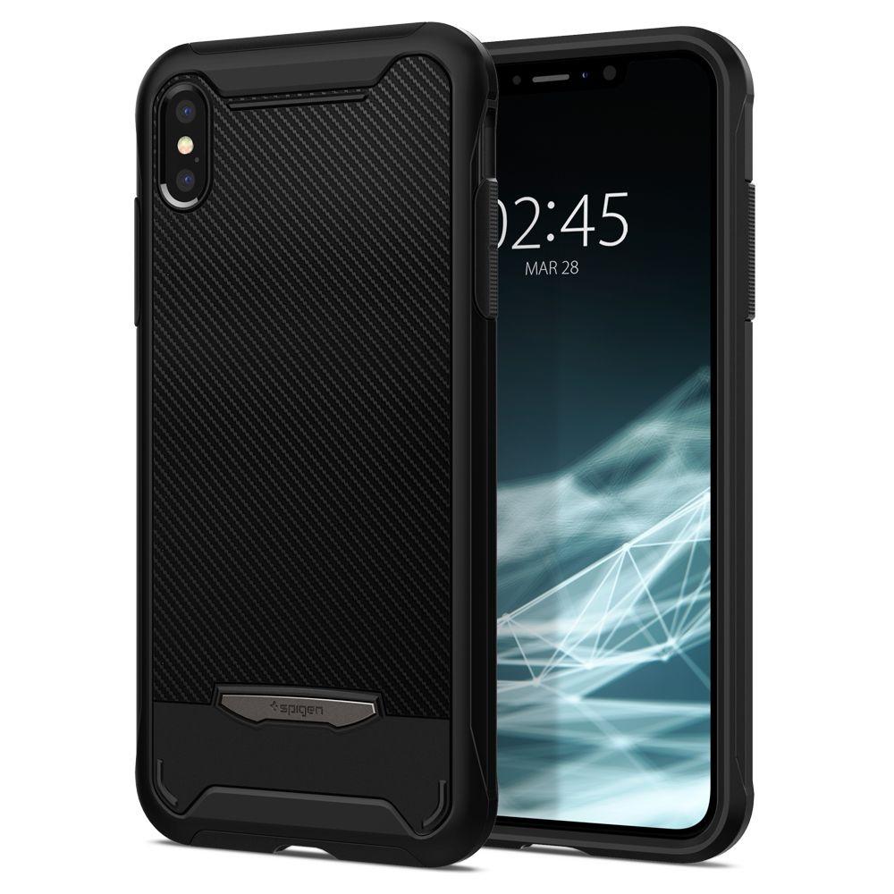 Spigen Θήκη Hybrid NX iPhone XS Max - Black (065CS24944)