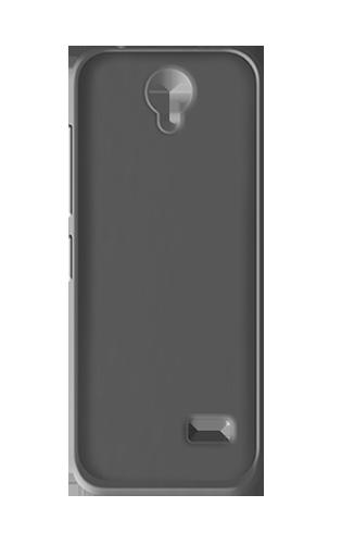 Ultra Thin Θήκη Σιλικόνης MLS Easy S - Black (11.CC.520.191)