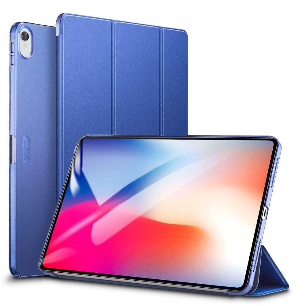 ESR Slim Fit Smart Cover Θήκη iPad Pro 12.9'' 2018 - Navy Blue (14924)