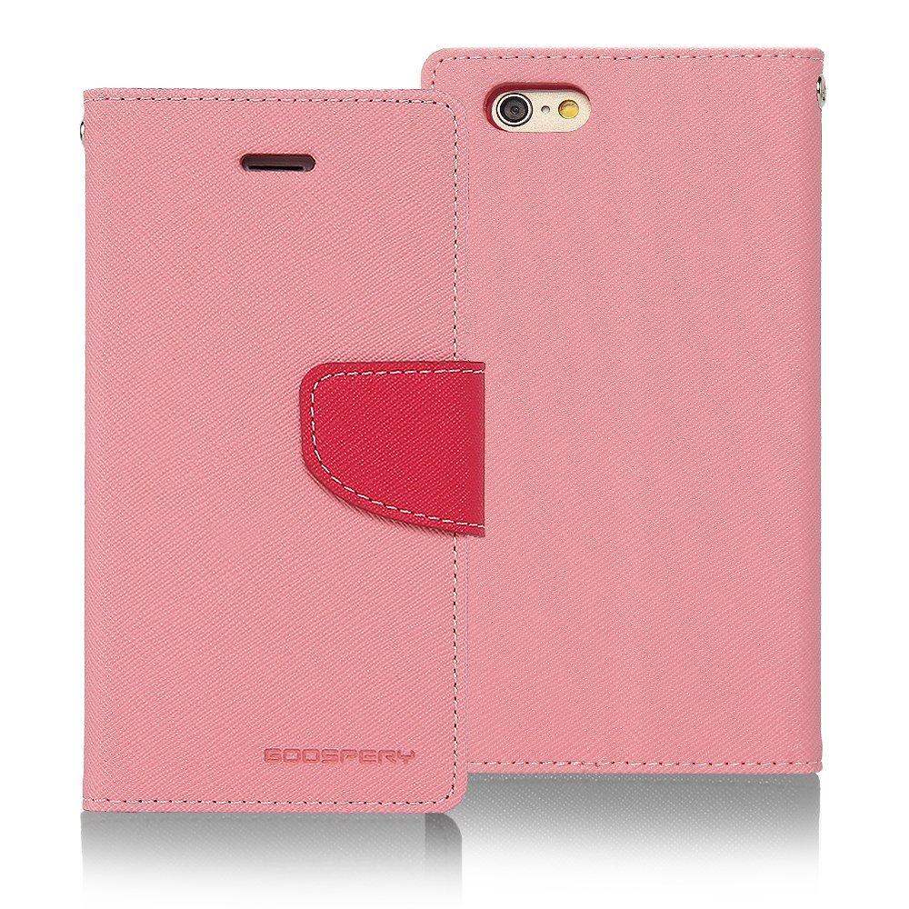 Mercury Fancy Diary Θήκη Samsung Galaxy S7 - Πορτοφόλι (9069) - Ροζ