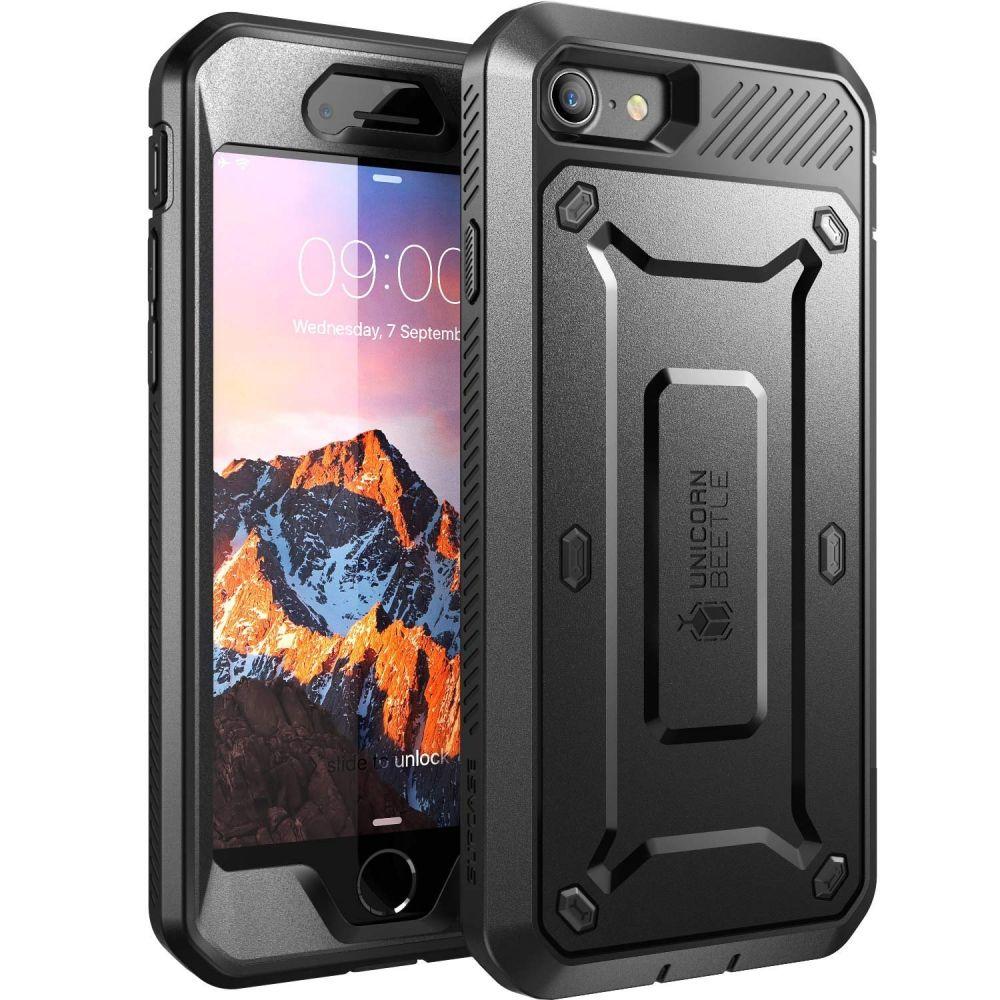 Supcase Ανθεκτική Θήκη Unicorn Beetle Pro iPhone  8 / 7 - Black