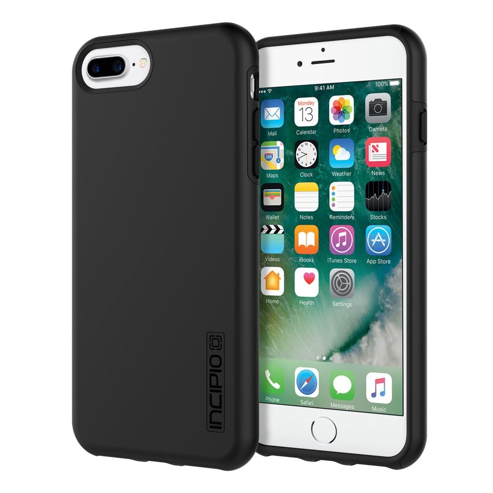 Incipio Dual Layer Θήκη iPhone 8 Plus / iPhone 7 Plus - Black ( IPH -1491- BLK)