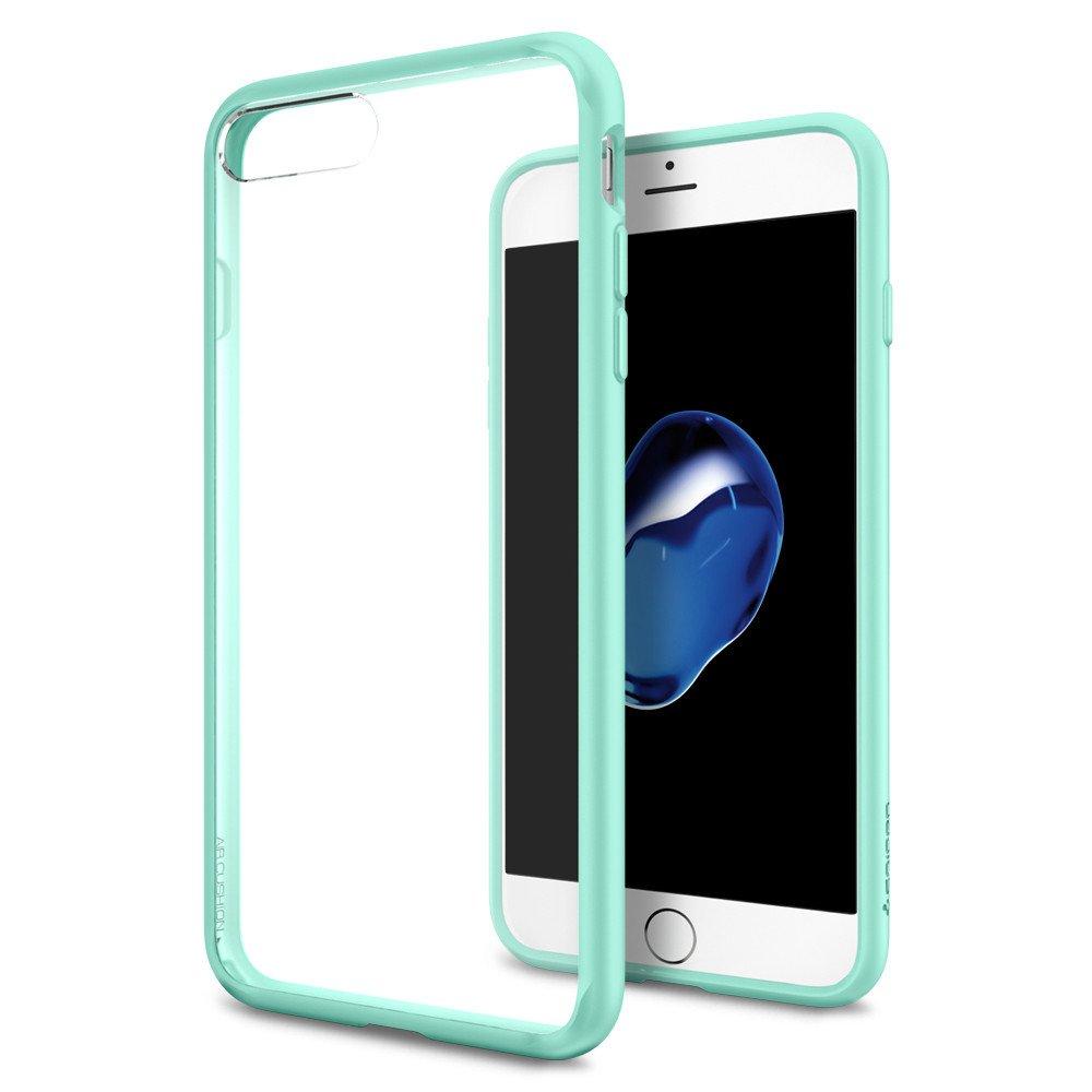 Spigen Θήκη Ultra Hybrid iPhone 7 Plus - Mint (043CS20551) θήκες κινητών