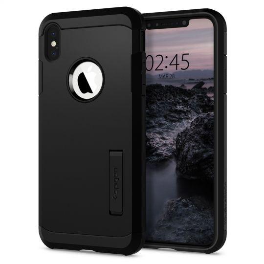 Spigen Tough Armor Θήκη iPhone XS Max - Black (065CS25130)