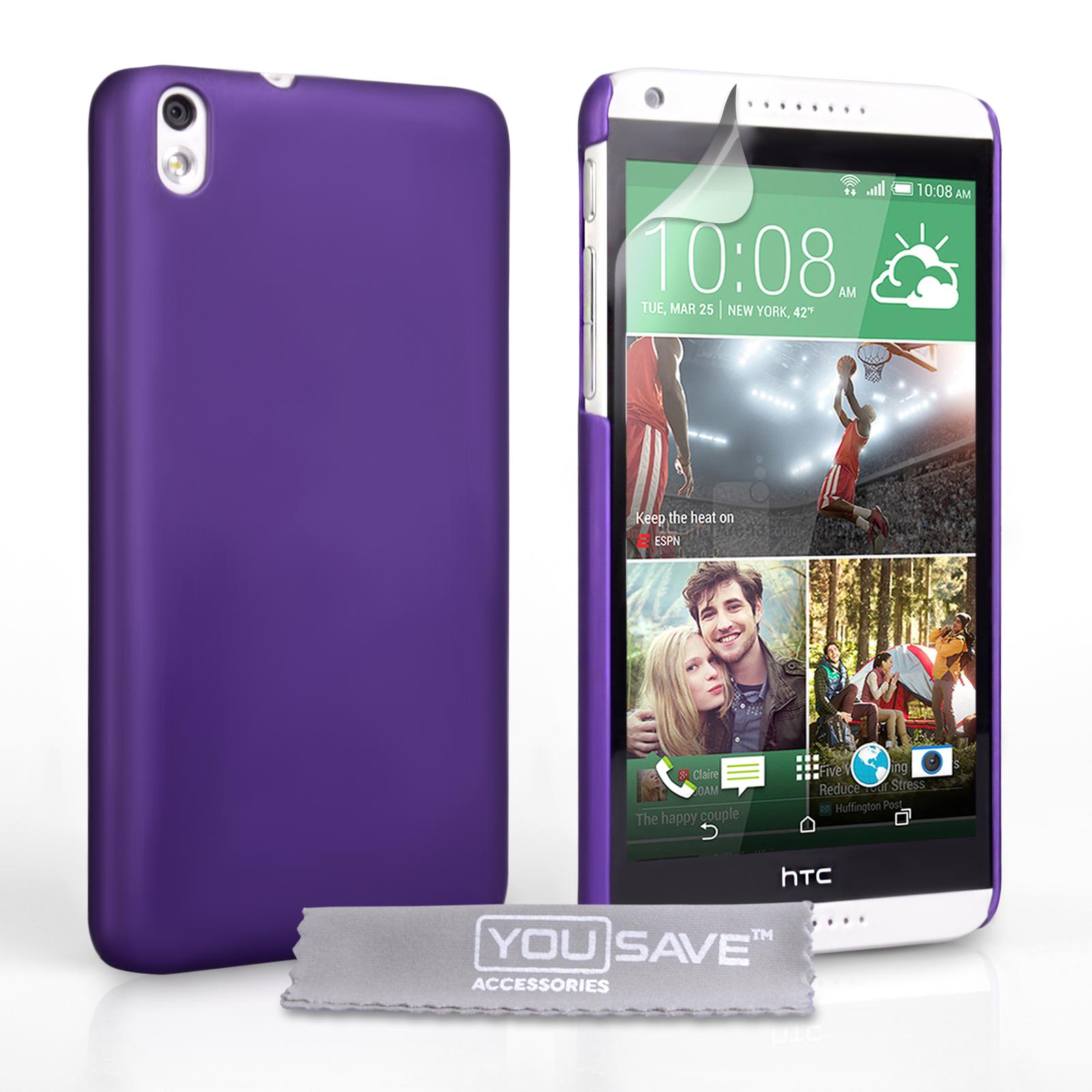 Θήκη HTC Desire 816 by YouSave (Z391)