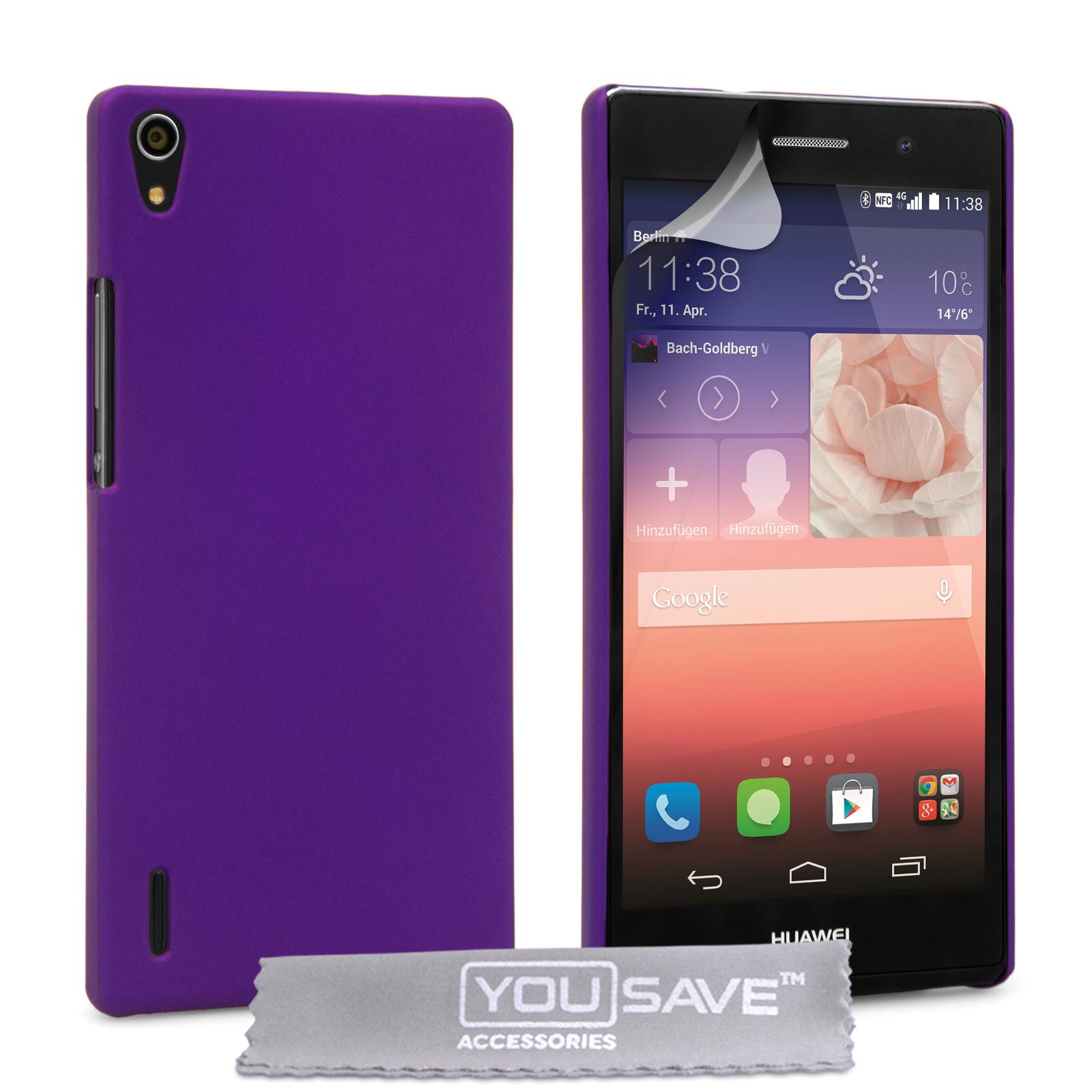 Θήκη Huawei Ascend P7 by YouSave (Z860)