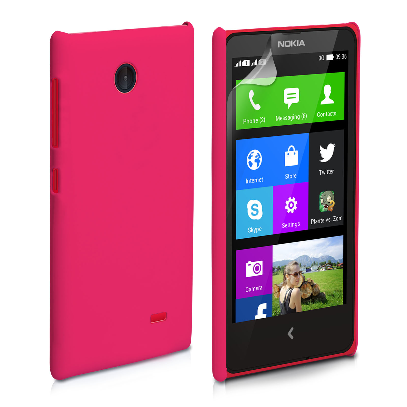 Θήκη Nokia X by YouSave (Z328)