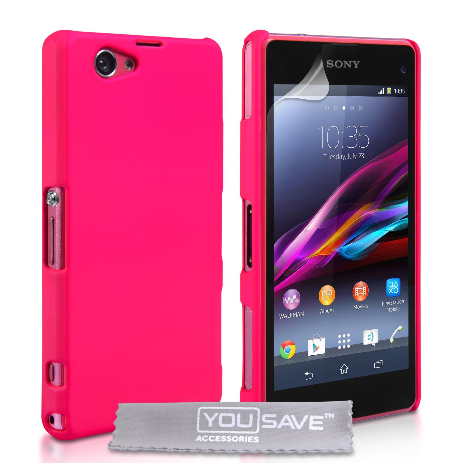 Θήκη Sony Xperia Z1 Compact by YouSave (Z935)
