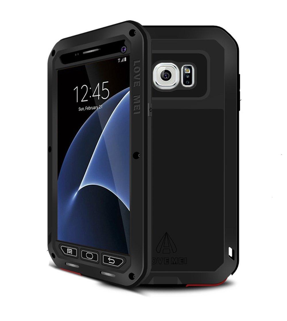 Love Mei Powerful Θήκη Samsung Galaxy S7 - Black (58510)