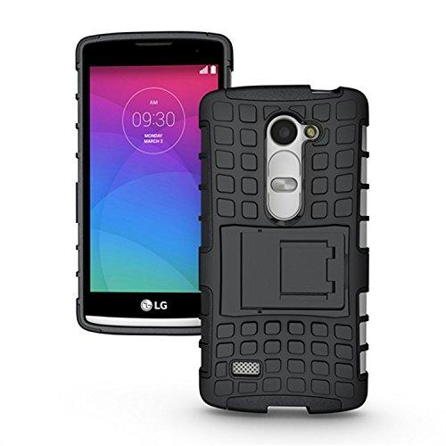 Ανθεκτική Θήκη LG Leon - Μαύρο (9964) - OEM