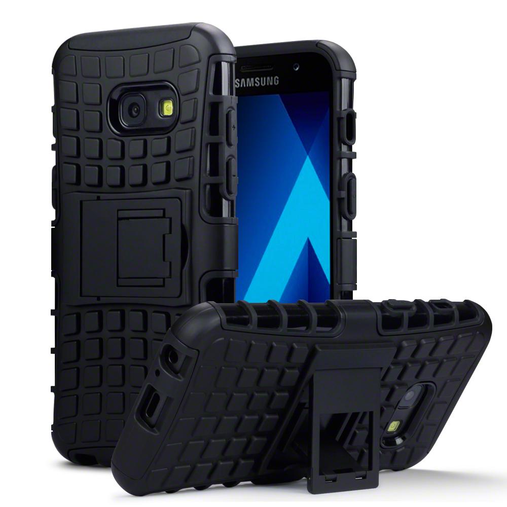 Terrapin Ανθεκτική Θήκη Samsung Galaxy A3 2017 - Black (131-002-037)