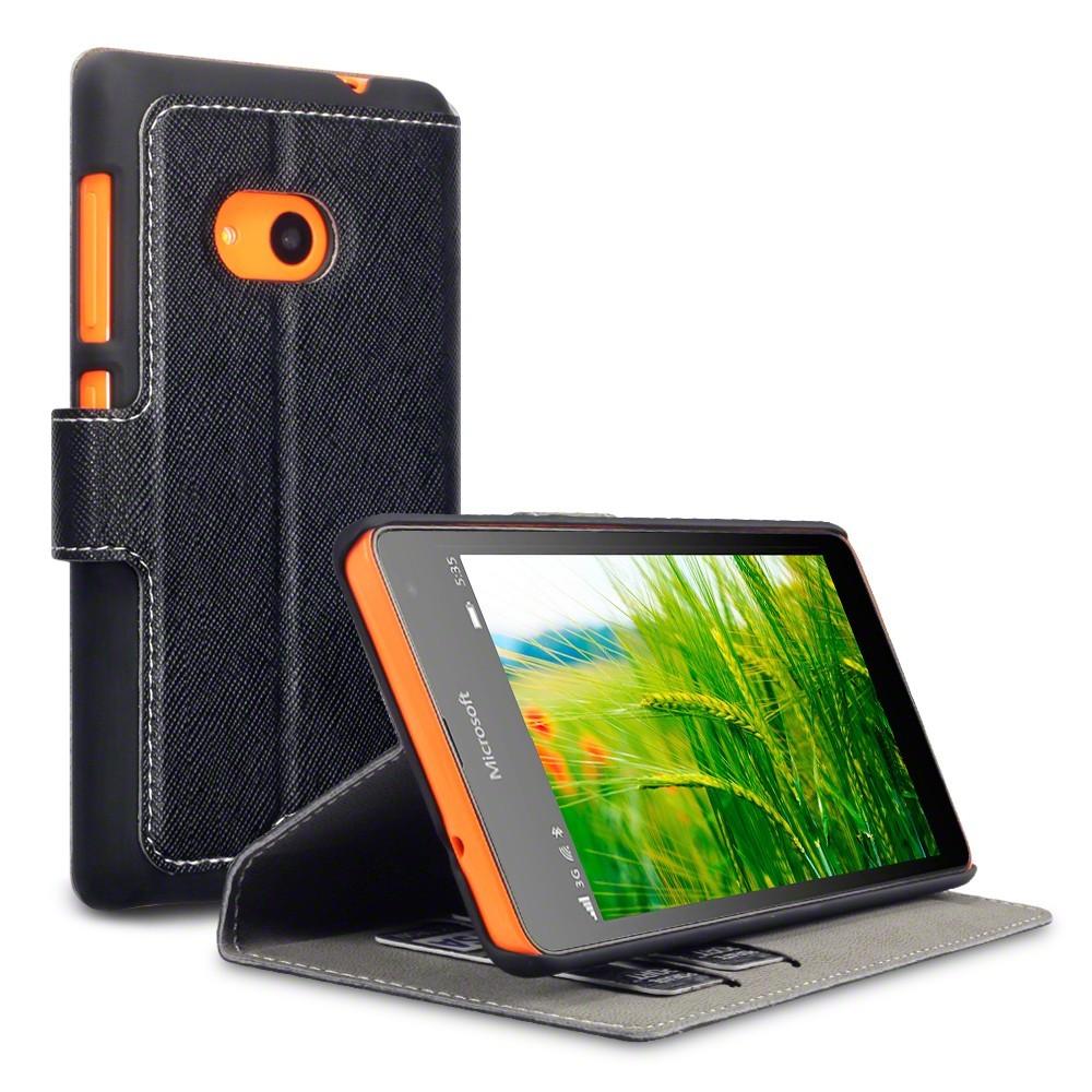 Θήκη Microsoft Lumia 435 - Πορτοφόλι by Terrapin (117-116-018)