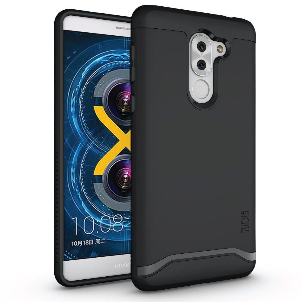 Tudia Θήκη Huawei Honor 6X - Matte Black (TD-TPU3778) θήκες κινητών