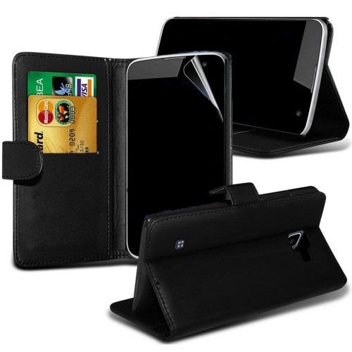 Θήκη LG K8 - Πορτοφόλι - Μαύρο (9608) - OEM θήκες κινητών