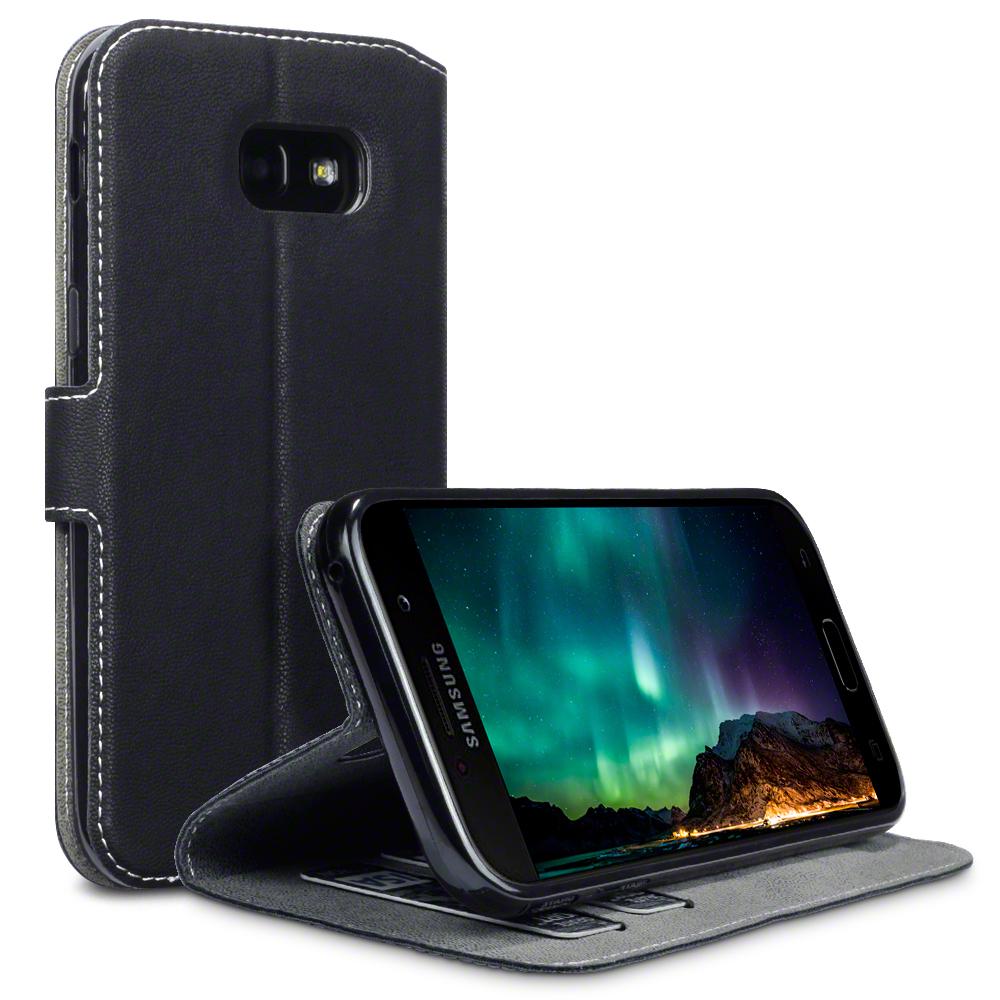 Terrapin Θήκη - Πορτοφόλι Samsung Galaxy A5 2017 - Black (117-002-933)