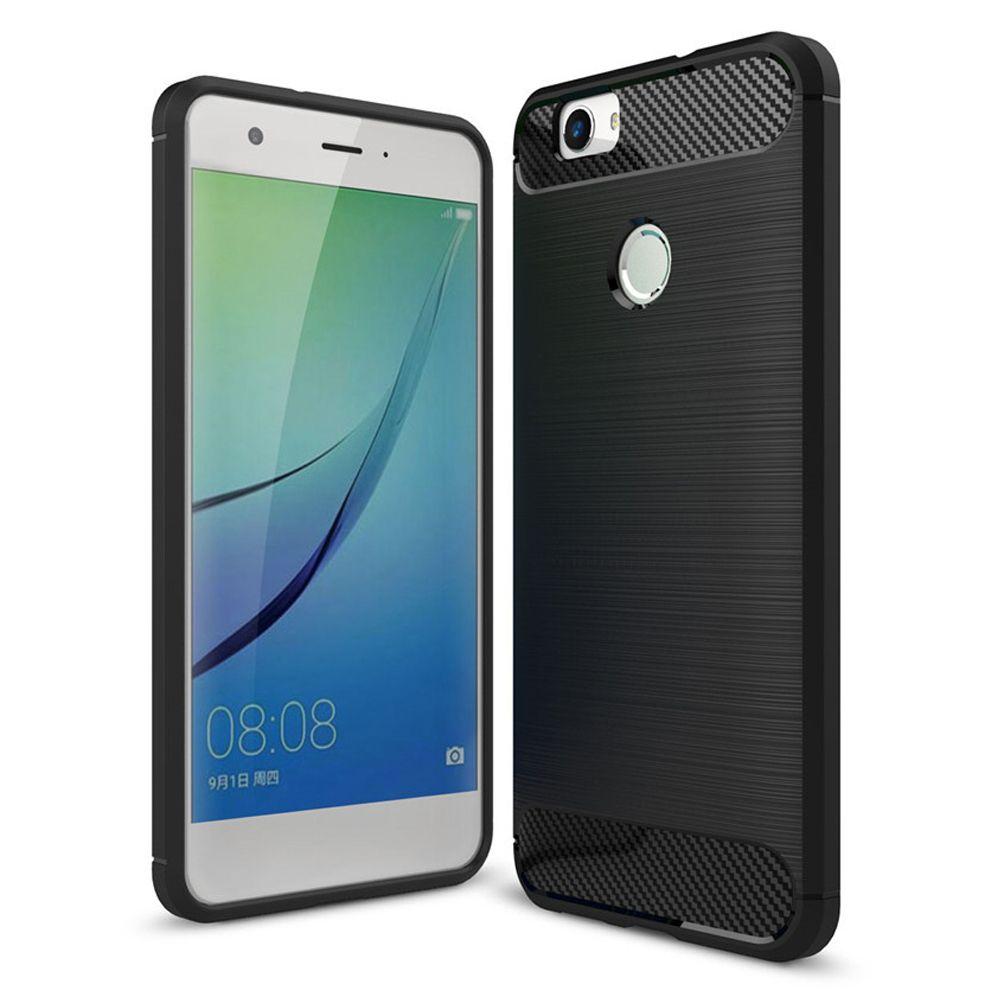 Θήκη TPU Carbon Huawei Nova - Black (9339) - OEM