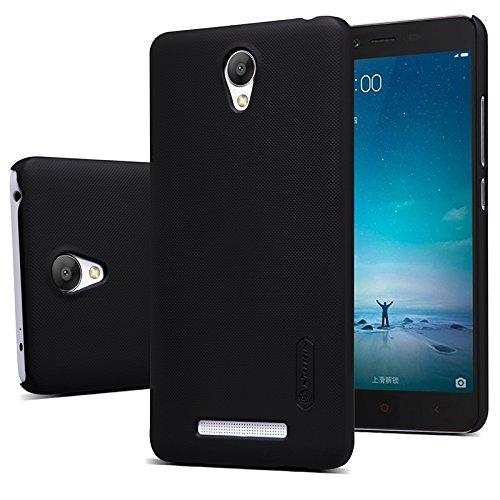 Nillkin Θήκη Super Frosted Xiaomi Redmi Note 2 - Black + Screen Protector (9448)