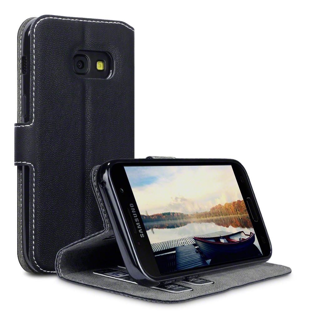 Terrapin Θήκη - Πορτοφόλι Samsung Galaxy A3 2017 - Black (117-002-924) θήκες κινητών