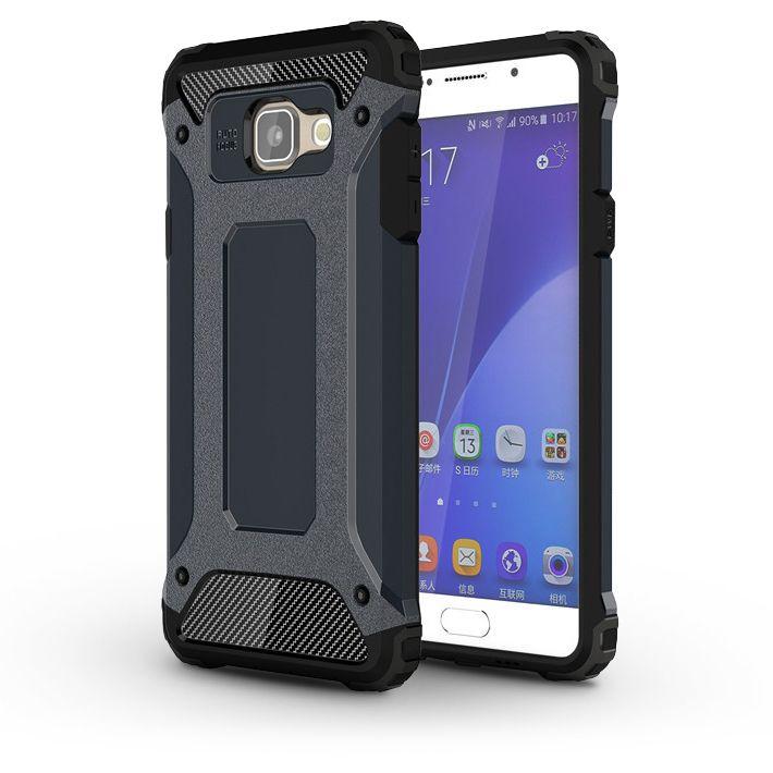 Ανθεκτική Θήκη Future Armor Samsung Galaxy A3 II (2016) - Metal Slate (9226) - OEM