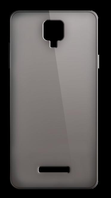 Θήκη Σιλικόνης MLS Color 3 4G - Black (11.CC.520.142) θήκες κινητών