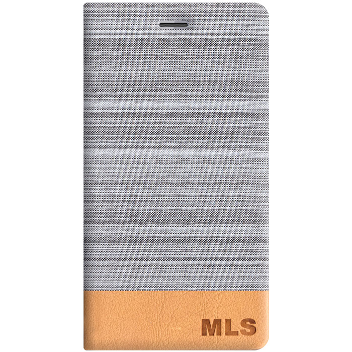 Silver Flip Θήκη MLS Energy 4G (11.CC.520.152)