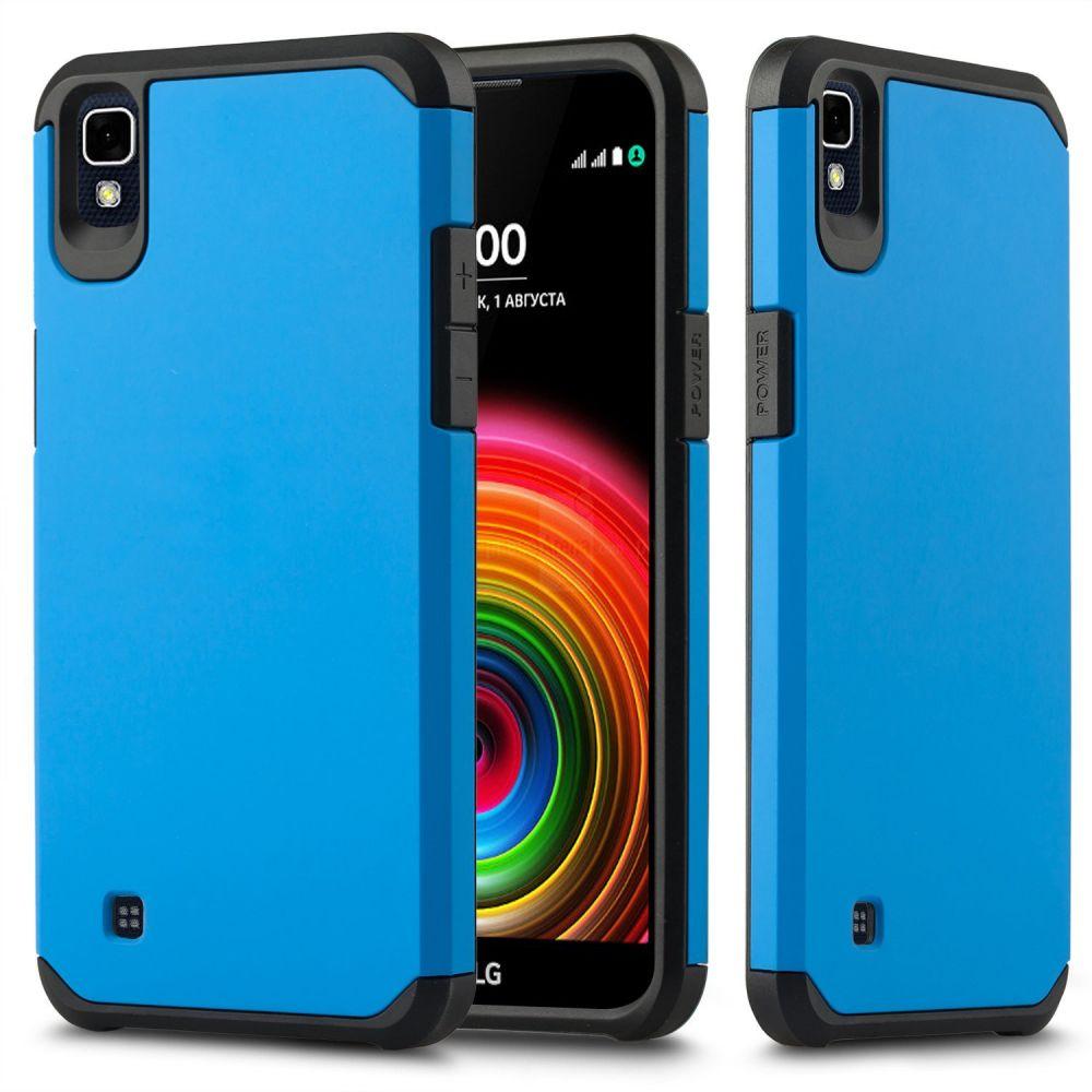 Ανθεκτική Θήκη LG X Power - Blue (9704) - OEM