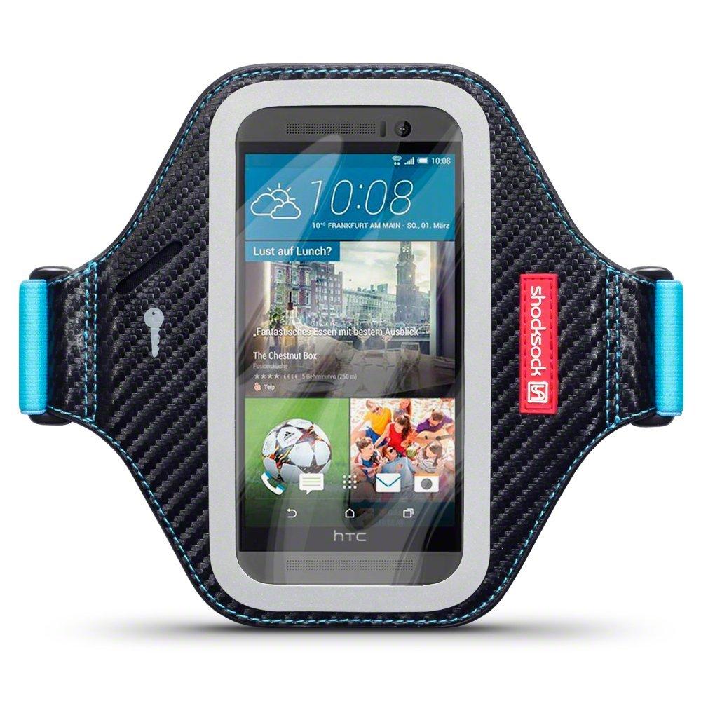 Θήκη Μπράτσου HTC One M9 by Shocksock (007-028-018) θήκες κινητών