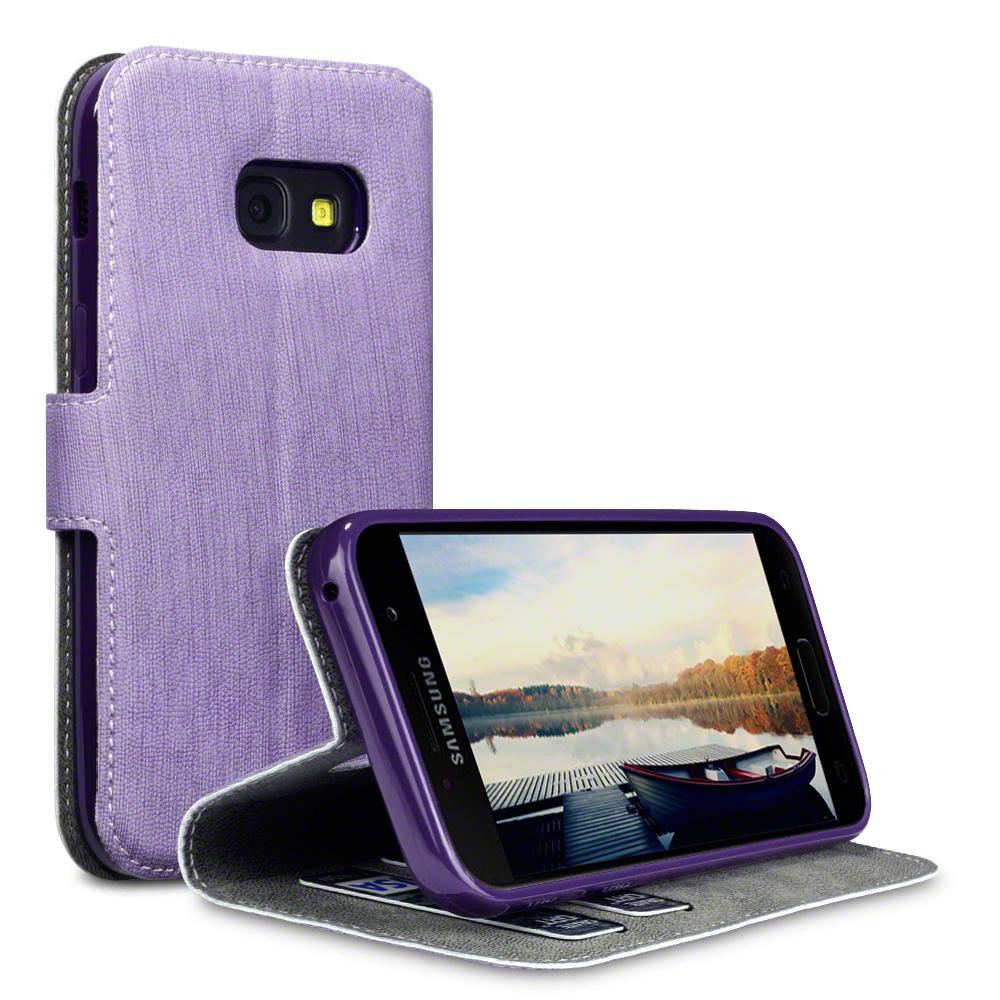 Terrapin Θήκη - Πορτοφόλι Samsung Galaxy A3 2017 - Purple (117-002-925) θήκες κινητών