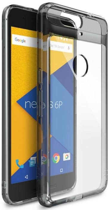 Rearth Ringke Θήκη Bumper Huawei Nexus 6P - Smoke Black (55968)