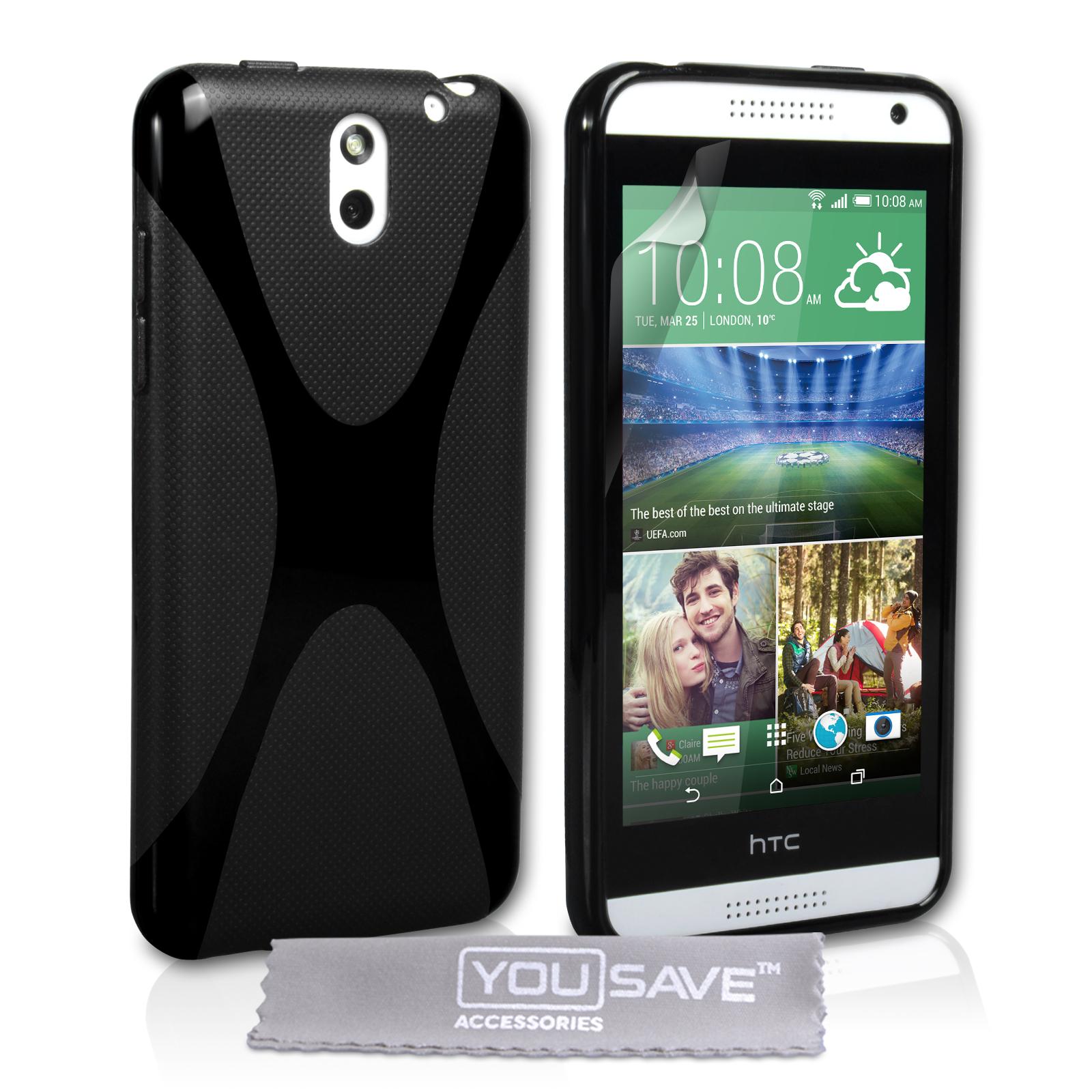 Θήκη HTC Desire 610 by YouSave (Z417610) θήκες κινητών