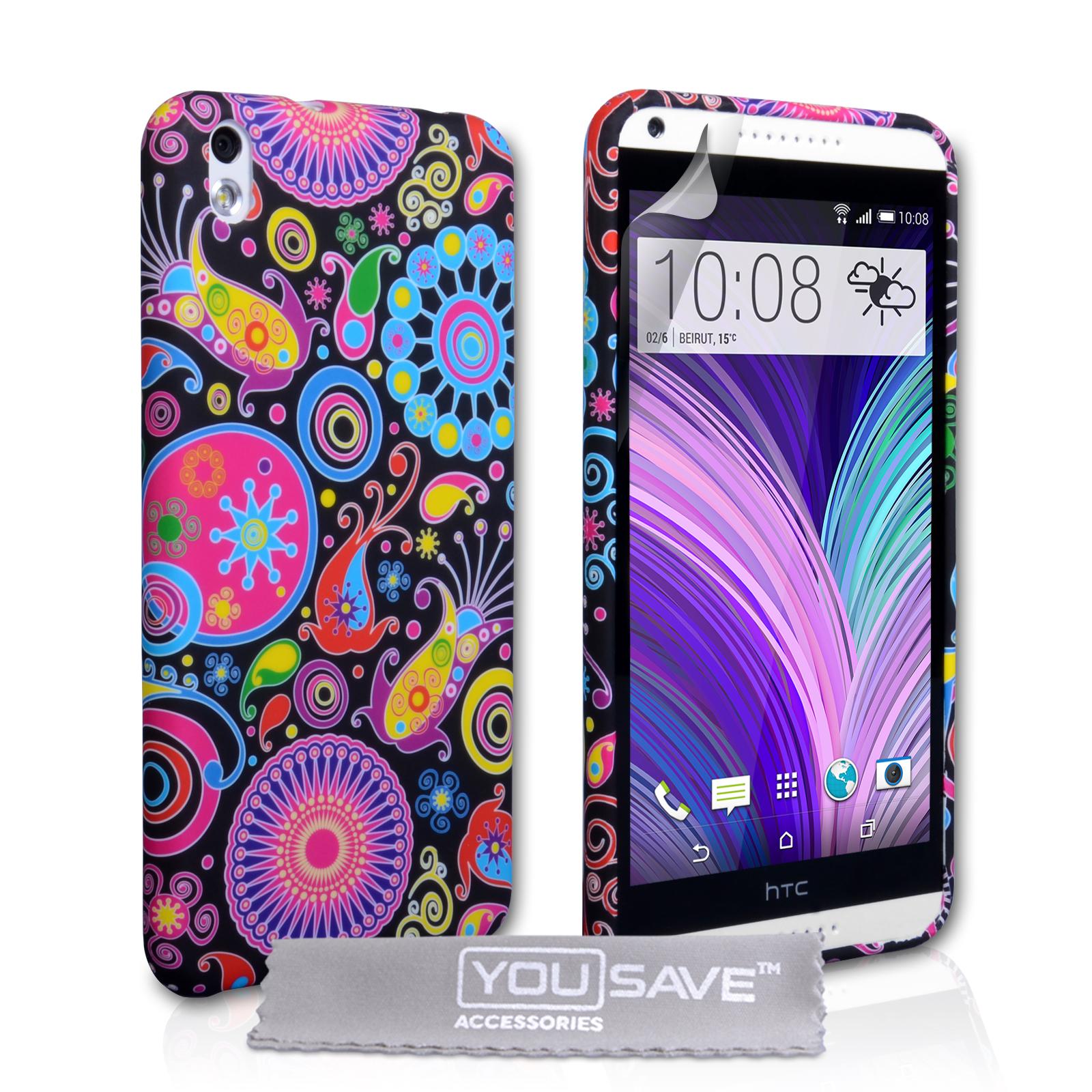Θήκη HTC Desire 816 by YouSave (Z400) θήκες κινητών