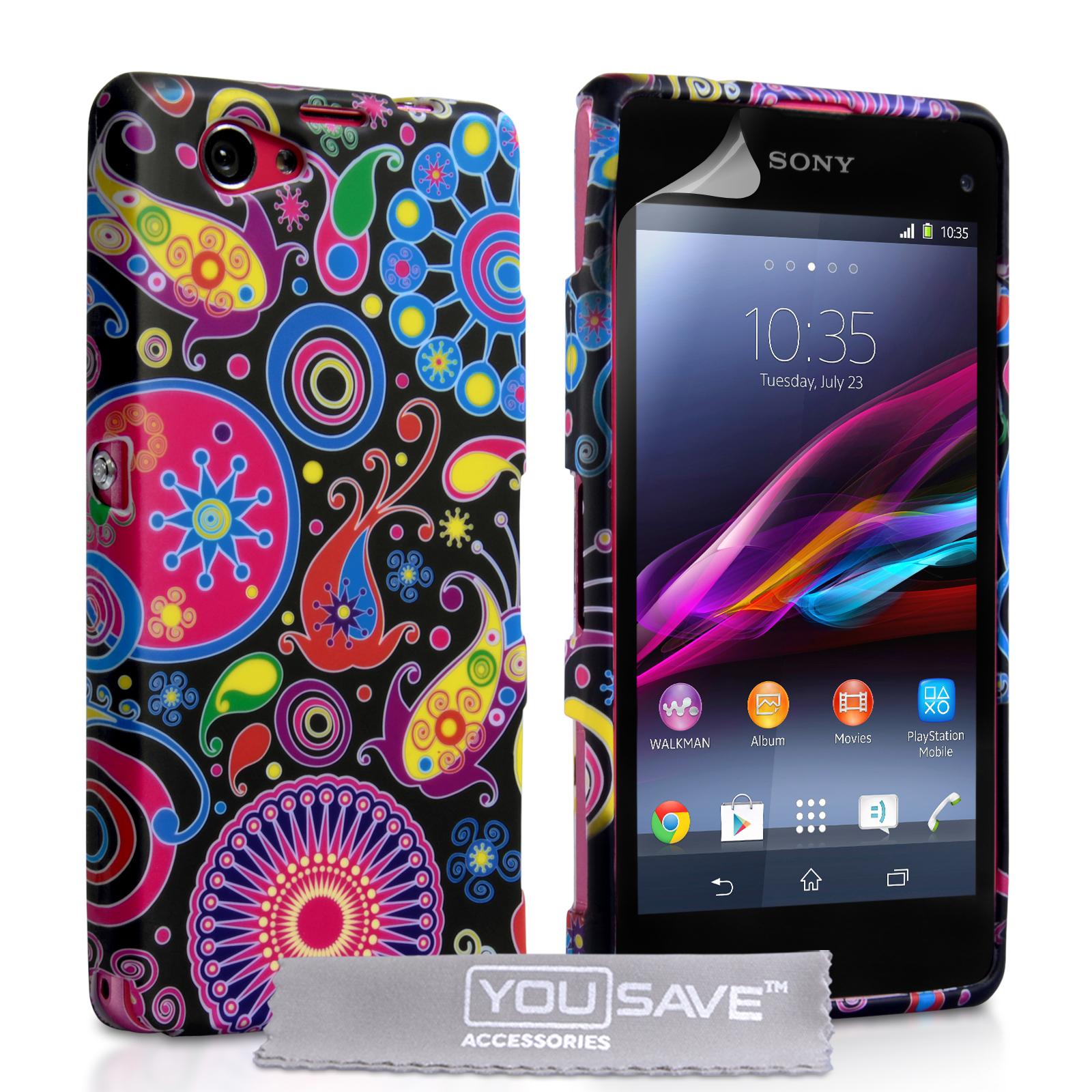 Θήκη Sony Xperia Z1 Compact by YouSave (Z941)