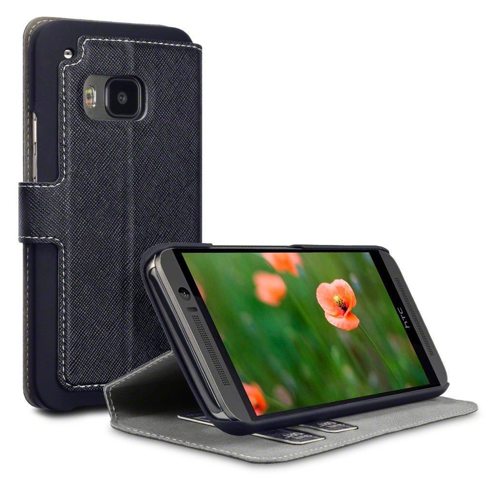 Θήκη HTC One M9 - Πορτοφόλι by Covert (117-028-247) θήκες κινητών