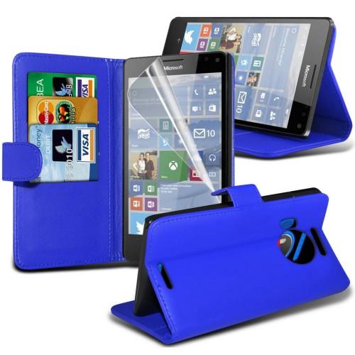 Θήκη Microsoft Lumia 950 - Πορτοφόλι (001-116-952) - OEM