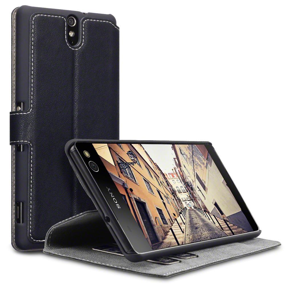 Θήκη Sony Xperia C5 Ultra - Πορτοφόλι by Covert (117-005-373)