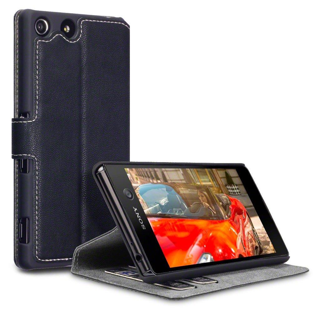 Θήκη Sony Xperia M5 - Πορτοφόλι by Covert (117-005-372)