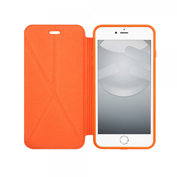 SwitchEasy Θήκη - Πορτοφόλι iPhone 6 Plus/6S Plus - Orange (AP-15-121-16)