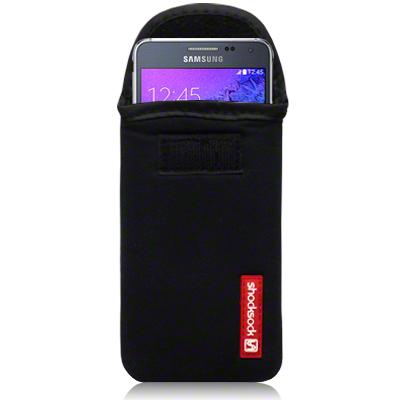 Θήκη - Πουγκί Samsung Galaxy Alpha By Shocksock (121-028-019-ALP)
